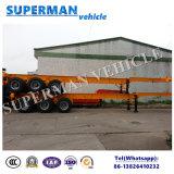 Dell'Tri-Asse 40FT del contenitore del camion rimorchio scheletrico semi per il contenitore vuoto