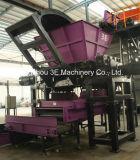 Gummireifen-Reißwolf/Reifen, der die Maschine/Gummireifen aufbereiten Maschine aufbereitet