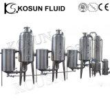 Preço erval da planta de extração solvente de petróleo essencial de aço inoxidável