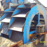 Equipamento de lavagem da areia da eficiência elevada com capacidade 100-150t/H