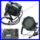 Indicatore luminoso esterno di PARITÀ DJ/Disco dell'indicatore luminoso 54*3W LED del LED