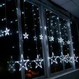 Оптовые свет занавеса звезды продукции СИД 12 фабрики большой делает 2m водостотьким с 138LEDs