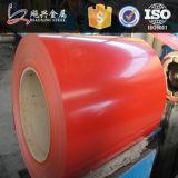 O aço de alumínio Prepainted conhecido do zinco bobina fornecedores