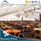 famoso europeu luxuoso Tent de 30m Width Large Style Event com Solid Wall