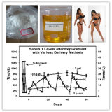 Химически Steroid Hormone Powder для Muscle Enhance Drostanolone Propionate
