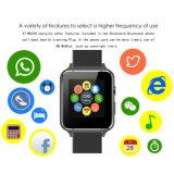 Montre-bracelet Smartwatch de carte SIM Anti-Détruite par moniteur du rythme cardiaque intelligent de la montre X7 de Bluetooth