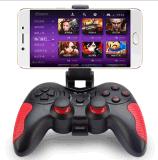 Regulador androide 2017 de Bluetooth de la palanca de mando de Gamepad con el clip Gamepad para el teléfono elegante de Andriod del iPhone para la PC