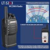 3G support $$etAPP androïde de talkie-walkie de smartphone des radios Lt-52g3