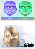 Peau portative de conformité de la CE blanchissant le masque facial de DEL