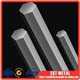Barra Hex Titanium en frío B348 de la aleación del grado 5 ASTM