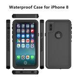 Form-Volldeckung-wasserdichter Handy-Fall für iPhone 8