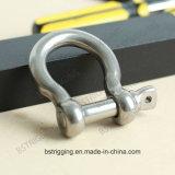 Grillos del acero inoxidable para el hardware del aparejo