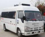 Nuovo bus di Isuzu delle 10 sedi fatto in Cina