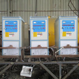 Machine à nervures laminée à froid de recuit d'admission de barre à vendre