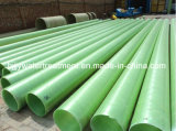 Pipe de plastique renforcé par fibre de verre de GRP (DN50-4000mm)