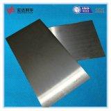 Placa sólida del carburo del desgaste K20 para la pieza del molde