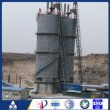 50tpd de verticale Oven van de Kalk voor de Productie van de Ongebluste kalk