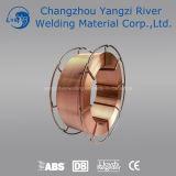 G3sil K300 de bobina de metal de cobre de soldadura de alambre