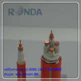 2.5 Quadrat-mm 2 Feuer-Beweis-elektrisches kabel der Kern-500V
