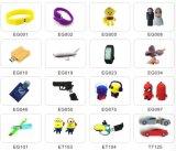 Fabrik Großhandels-USB-Blitz-Laufwerk-Speicher Stcik mit einbrennendem Firmenzeichen