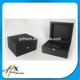 ハイエンド顧客用木の腕時計の収納箱のギフト用の箱