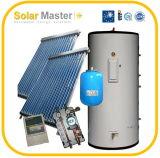 Sistema de calefacción de energía solar de alta presión partido