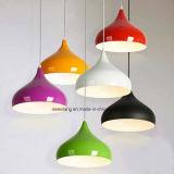 Lámpara pendiente de la cena de interior moderna de la cocina para la luz de la decoración