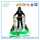 ハイエンドSimulated 9d 720degree Viewing Roller Coaster Game Virtual Reality Simulations Desktop Arcade Game Machines