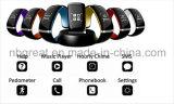 方法および熱い販売のBluetoothのスマートなブレスレットの腕時計