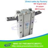 Tipo 180 prendedor angular de SMC do ar do estilo (MHY2-16D)