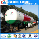 Il Ghana 20ton 25mt Liquified Petroleum Gas GPL Road Tanker Semi Truck Trailer