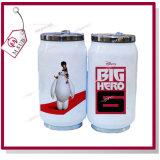 latas de 350ml/450ml brancas/da prata aço inoxidável para o Sublimation