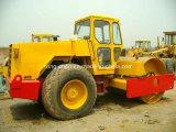 Rouleau de route vibratoire utilisé de Dynapac Ca25s de compacteur 10 tonnes