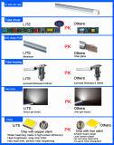 Câmara de ar leve do diodo emissor de luz T8 da fábrica de Shenzhen Lite
