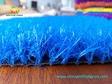 erba artificiale del tappeto erboso di nuovo disegno di 20mm con i colori della miscela