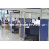 Mobília de vidro moderna de Workstion dos compartimentos do centro de chamadas