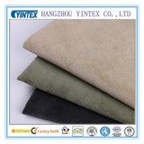 Bon tissu de Microfiber de polyester de la Chine de douceur