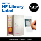 Etiqueta ISO15693 da biblioteca do Hf de RFID Icode Slix