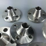 SsのフランジのWnのステンレス鋼は造ったTUV (KT0149)のフランジを