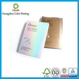 Rectángulo de papel de empaquetado del rectángulo cosmético de encargo de la alta calidad hecho en China