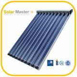 Novo tipo 2016 coletor térmico solar da câmara de ar de vidro