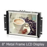 """ tela do LCD do frame 8 aberto para o quiosque, jogo, uso industrial"