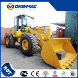 Popular Modelo XCMG 5ton 3cbm Wheel Loader ZL50G