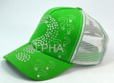 Qualitäts-Form-Entwurfs-Drucken-laufender Sport-Fernlastfahrer-Schutzkappen-Ineinander greifen-Rückseiten-Hut