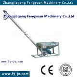 Unidad de mezclador frío del PVC en polvo / plástico caliente y