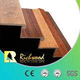 Étape résistante commerciale d'escalier de l'eau de chêne d'AC3 HDF