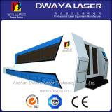 Machine de découpage de laser de fibre de Tableau de 4015 échanges