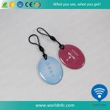 Mini NFC étiquette époxy d'IDENTIFICATION RF des prix lavables
