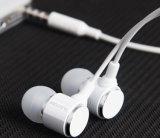 Mobile Phone를 위한 Microphone를 가진 본래 Wired X34m Hifi Metal Subwoofer Earphones