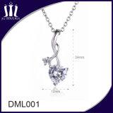 Collana del pendente dei monili dell'argento sterlina 925